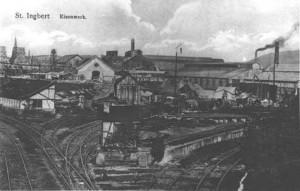 Oberes Werk, 1910